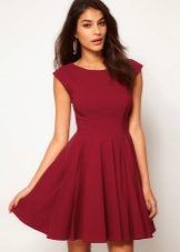 Платье солнце клеш на моделях