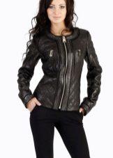 Обзор кожаных курток нового сезона. Какую куртку выбрать новые фото