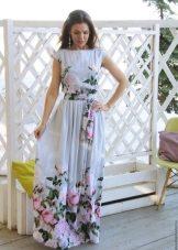 0fd48ff48ec Удлиненное платье совсем не является модным нововведением