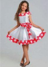 Коктейльные платья для девочки 9 10 лет