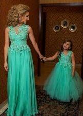 Платья на детский выпускной маме