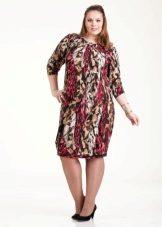 1b4ea9552 Трикотажные платья больших размеров - это прекрасный выбор в качестве  комфортного повседневного наряда и удобного платья для торжественного  мероприятия.