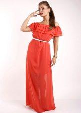Женское платье для официальных приемов