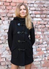 пальто молодёжное фото