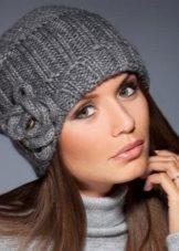 шапки 2019 2020 84 фото стильные для девушек с красивыми