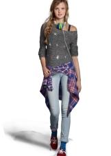 Стиль американский одежды: модели для девушек, женщин, подростков, парней