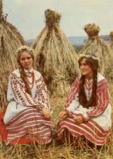 Белорусская национальная одежда (25 фото): женские модели из Белоруссии