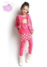 Одежда для девочек 8 лет (40 фото): мода 2017, модные детские модели для 7 лет