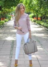 Стильная одежда для женщин после 40 (128 фото)  базовый гардероб и стиль 683f7da3c2e