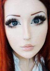 Макияж; аниме; (33 фото): чудеса традиционного японского make-up, как сделать глаза в стиле гейши, пошаговое руководство