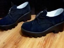 975401065 Стоит выбирать замшевые туфли для осени или весны, для лета такая обувь  вряд ли подойдет.
