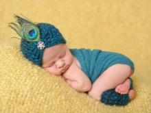 Костюм «Мышка Мини» крючком для фото сессии новорожденных. Мастер - класс 93