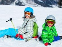 Детская горнолыжная одежда: удобная одежда для детей, модные модели для девочек