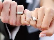 На какой руке в европе носят обручальное кольцо