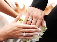 Обручальные кольца на какой руке носят в россии женщины