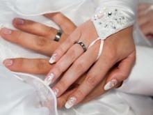 На каком пальце евреи носят обручальное кольцо