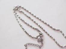 eb3cf23643dd Но не только женщины считают такое украшение основным в своей шкатулке,  многие мужчины тоже носят серебряные цепочки, только они имеют другой вид.