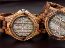 Деревянные наручные часы: мужские и женские модели в корпусе из дерева WeWood, отзывы