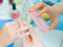 Гель-лак под кутикулу: особенности покрытия, как правильно красить, техника нанесения, мастер-классы
