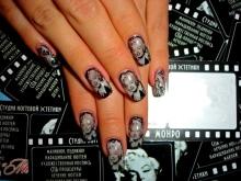 Как клеить наклейки на гель-лак (56 фото): как наклеить слайдеры на ногти, как правильно создавать уникальный дизайн