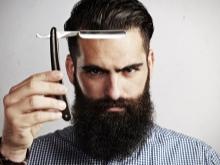 Бритье опасной бритвой: как правильно бриться, королевское бритье бороды, нож-опаска и лезвия, отзывы