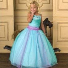 Пышные платья на ребенка