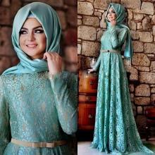 73517a37d0220ee Мусульманские платья (87 фото): фасоны, красивые, длинные, для ...