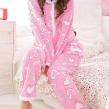 розовая пижама – от нежно-розового до кислотных оттенков d905fbfdd7dae