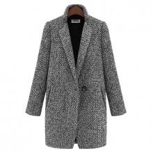 4b51a511006ca Пальто серого цвета можно порекомендовать любой девушке, вне зависимости от  цвета волос и цветотипа внешности. Серый цвет – ахроматический.