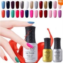 Гель-лак HNM: палитра цветов для ногтей, отзывы мастеров