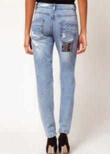 a0e8a8795c7 Как определить качественные джинсы или нет  Швы у таких изделий аккуратные