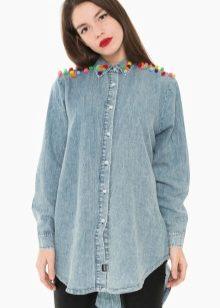ed1e1a171d72860 Очевидно, что и данный наряд будет пользоваться спросом еще долго, поэтому  в гардеробе без «платья-рубашки», так ее еще именуют, не обойтись.