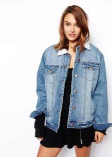 куртки джинсовые женские 5