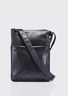235309a61b9b Мужские сумки через плечо - тренд этого сезона! Они могут отличаться по  форме и размеру, стилю и предназначению. По этим параметрам можно  ориентироваться, ...