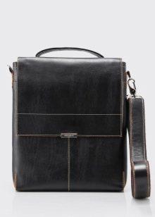 55c85d60a058 Мужские сумки через плечо - тренд этого сезона! Они могут отличаться по  форме и размеру, стилю и предназначению. По этим параметрам можно  ориентироваться, ...