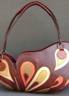 Эксклюзивные сумки от известных марок очень ценятся в мире моды, но при  этом, и стоят достаточно дорого. Так, например, бренд Louis Vuitton делает  своей ... 00aedb98abd
