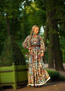 Фото нарядов русских красавиц — img 10