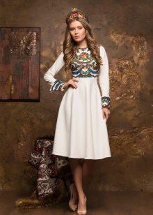 Исторические платья русские