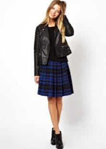 Шотландские юбки ткань