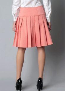 Женские юбки с кокетками