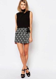 Девушки в юбках на дискотеках фото 50-38