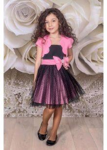 Модели платьев для девочек 8 лет