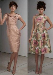 2951fc903aba5e8 Последние несколько лет, в качестве наряда для свадьбы гостьи все чаще  выбирают коктейльные платья. Но как подобрать фасон, идеально подходящий  для ...