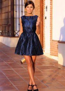Коктейльное платье 2017 на выпускной
