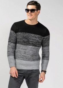 749af70eda1f Мужской свитер (114 фото) 2019: с оленями, большого размера мужские ...