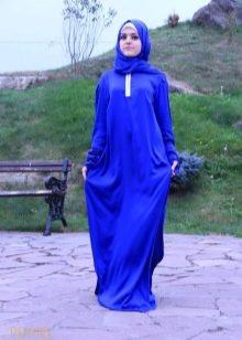 Мусульманские фасоны платьев для женщин