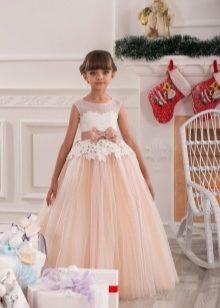 Нарядные платья для девочек 2018 (67 фото): красивые, для подростков, пышные