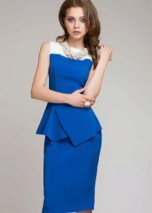 Модели горловин женского платья