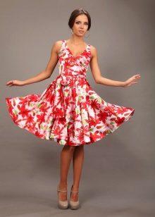 Летние платье полусолнце