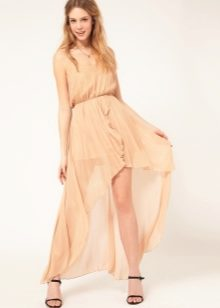 Варианты женского платья
